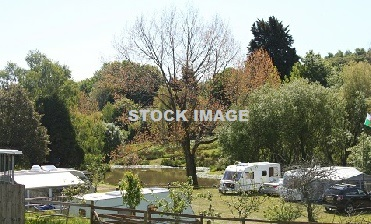 No camp site image uploaded at Garth Farm Caravan & Camping